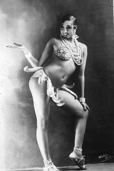 the dancer and civil rights activist josephine baker found fame in paris in the 1920s her most iconic routine was the danse sauvage, in which she wore a skirt made out of artificial bananas and twerked before twerking was even a term
