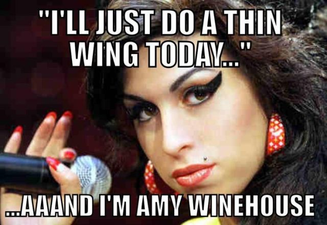 Wings That Can Fly | 16 Hysterically Funny Makeup Quotes & Memes