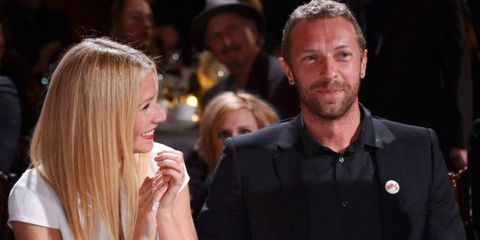 Gwyneth Paltrow and Chris Martin Officially Divorce