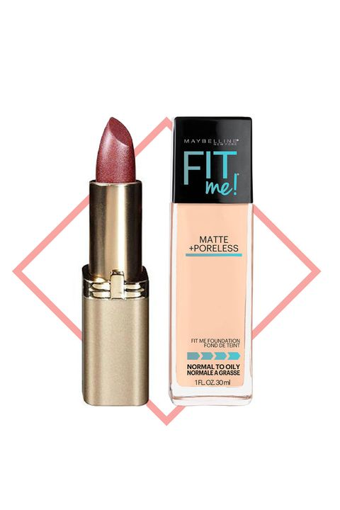 "<p>""This trick comes courtesy of blogger Kristina Bazan: If your lipstick goes on too strong straight out of the tube, take it down by patting and blending a bit of foundation on top."" </p><p><br> </p><p>L'Oréal Colour Riche Lipcolour, $8, <a href=""http://rstyle.me/n/bqw3i2bqb8f"">ulta.com</a>; Maybelline Fit Me Matte + Poreless Foundation, $8, <a href=""http://rstyle.me/n/bqw3j5bqb8f"">ulta.com</a>.</p>"