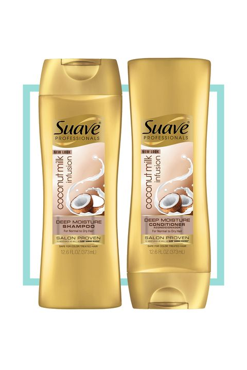 "<p>If there's one fatal error on this list that we've all committed, it's depriving our hair of hydration. Shampoo and conditioner formulas with moisturizing ingredients, like <a href=""http://bit.ly/1Poiyqv"" target=""_blank"">Suave Coconut Milk Infusion Shampoo and Conditioner</a>, are mandatory for getting healthy-looking strands. ""Use a lot of conditioner, but focus on your ends—they can never have too much moisture,"" says Marcus Francis, a Suave celebrity stylist in Los Angeles. Have color-treated or chemically-processed hair? Add a deep conditioning treatment once or twice a week to soften and nourish. A good option: <a href=""http://www.ulta.com/ulta/browse/productDetail.jsp?productId=xlsImpprod13521159"" target=""_blank"">Kenra Revive Treatment Strengthening Masque</a>.</p>"