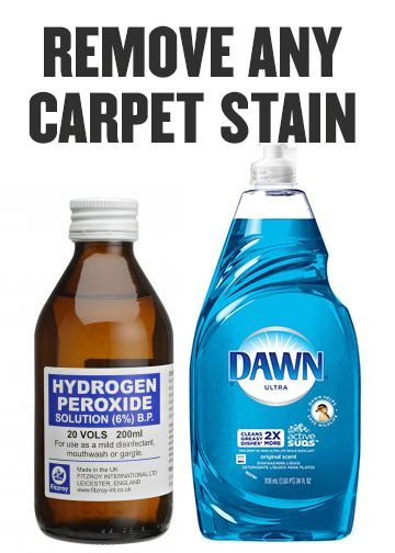 """<p>Mix Dawn soap and hydrogen peroxide for an all-star carpet cleaner that also works on mattresses.</p><p><em>For more, go to <a href=""""http://www.buzzfeed.com/peggy/deep-cleaning-tips-every-obsessive-clean-freak-should-kno?sub=3268033_3001533#.tcb37lAb8"""" target=""""_blank"""">BuzzFeed</a>.</em></p>"""