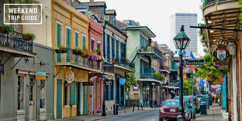 Weekend Trip Guide: Where to Stay, Eat, and Drink in New Orleans