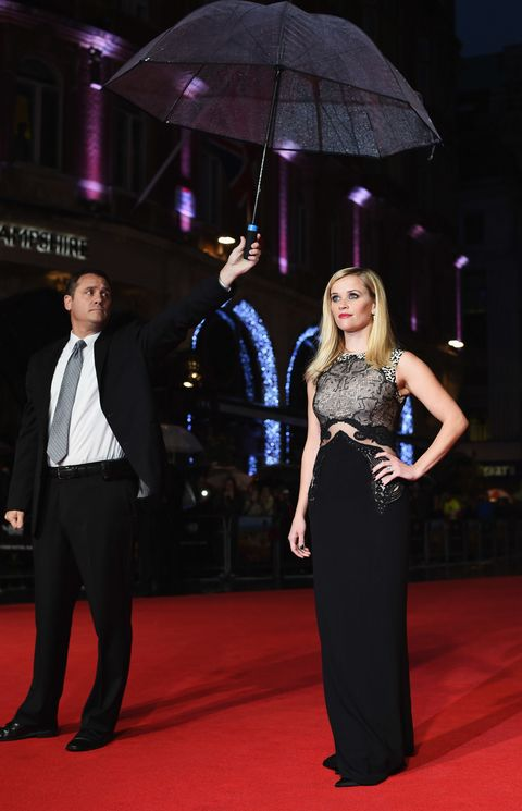 <p>Reese Witherspoon's umbrella</p>