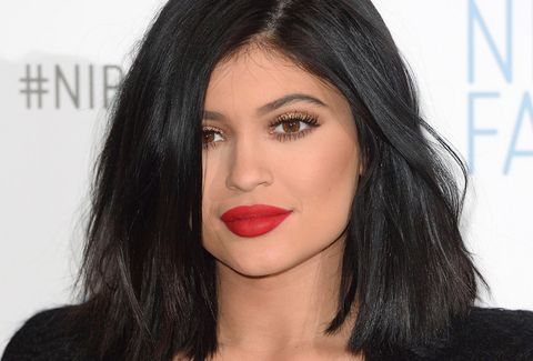 Mouth, Lip, Cheek, Hairstyle, Chin, Forehead, Eyebrow, Eyelash, Black hair, Jaw,