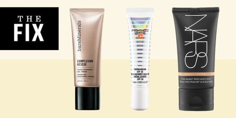 The Fix: 8 Tinted Moisturizers That Won't Melt Off Your Face