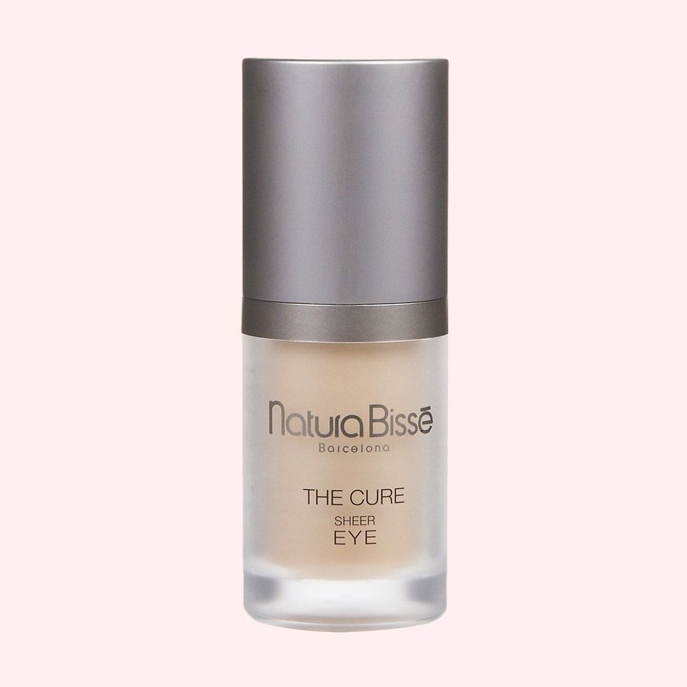"<p>It doesn't come cheap, but as far as a true, 2-in-1 formula goes, this is the crème de la crème. This is because it's so miraculously feather-light, yet effective when it comes to quelling puffiness and veiling dark circles in second-skin fashion.</p><p><br></p><p>Natura Bissé The Cure Sheer Eye Cream & Concealer, $120&#x3B; <a href=""http://bit.ly/1WCfPw5"" target=""_blank"">net-a-porter.com</a>.<br></p>"
