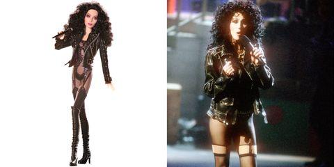 <p>Werk, Cher Barbie, WERK. </p>