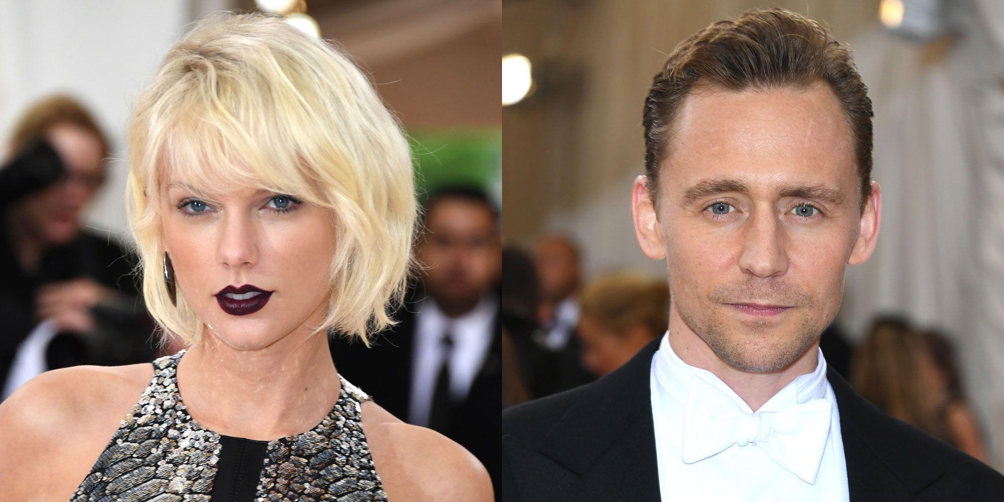 Taylor Swift And Tom Hiddleston Pda Photos 2016