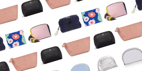 4f68de2894f1 Chic Makeup Bags You Can Use as Clutch Purses - Best Cosmetic Cases