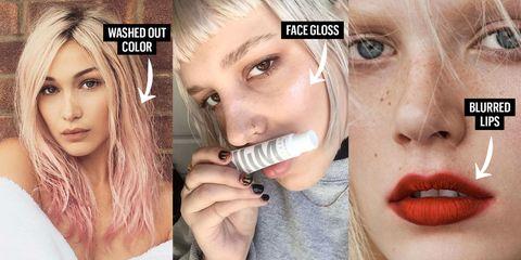 Nose, Lip, Cheek, Eye, Brown, Skin, Hairstyle, Eyelash, Chin, Forehead,