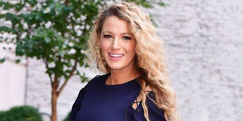 Blake Lively Curly Hair How To Blake Lively 80s Hair Tutorial