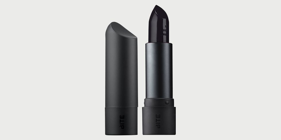 "<p><strong>Try:</strong> Bite Beauty Amuse Bouche Lipstick in Black Truffle, $26; <a href=""http://bit.ly/28SNCeN"" target=""_blank"">sephora.com</a>.</p>"
