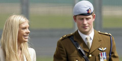 """Prince Harry's Ex-Girlfriend """"Couldn't Cope"""" with Dating a Royal"""