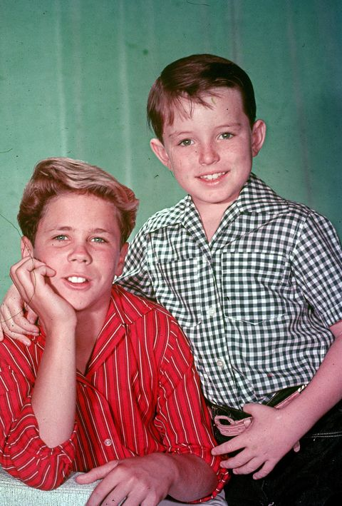 """<p>From 1957 to 1963, Jerry Mathers charmed <em>Leave It To Beaver</em>'s audiences each week as the Cleaver family's adorable little rascal, Theodore """"Beaver"""" Cleaver.</p>"""
