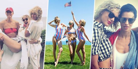 Eyewear, Flag, Photograph, Flag of the united states, Summer, Style, Sunglasses, People in nature, Holiday, Dress,