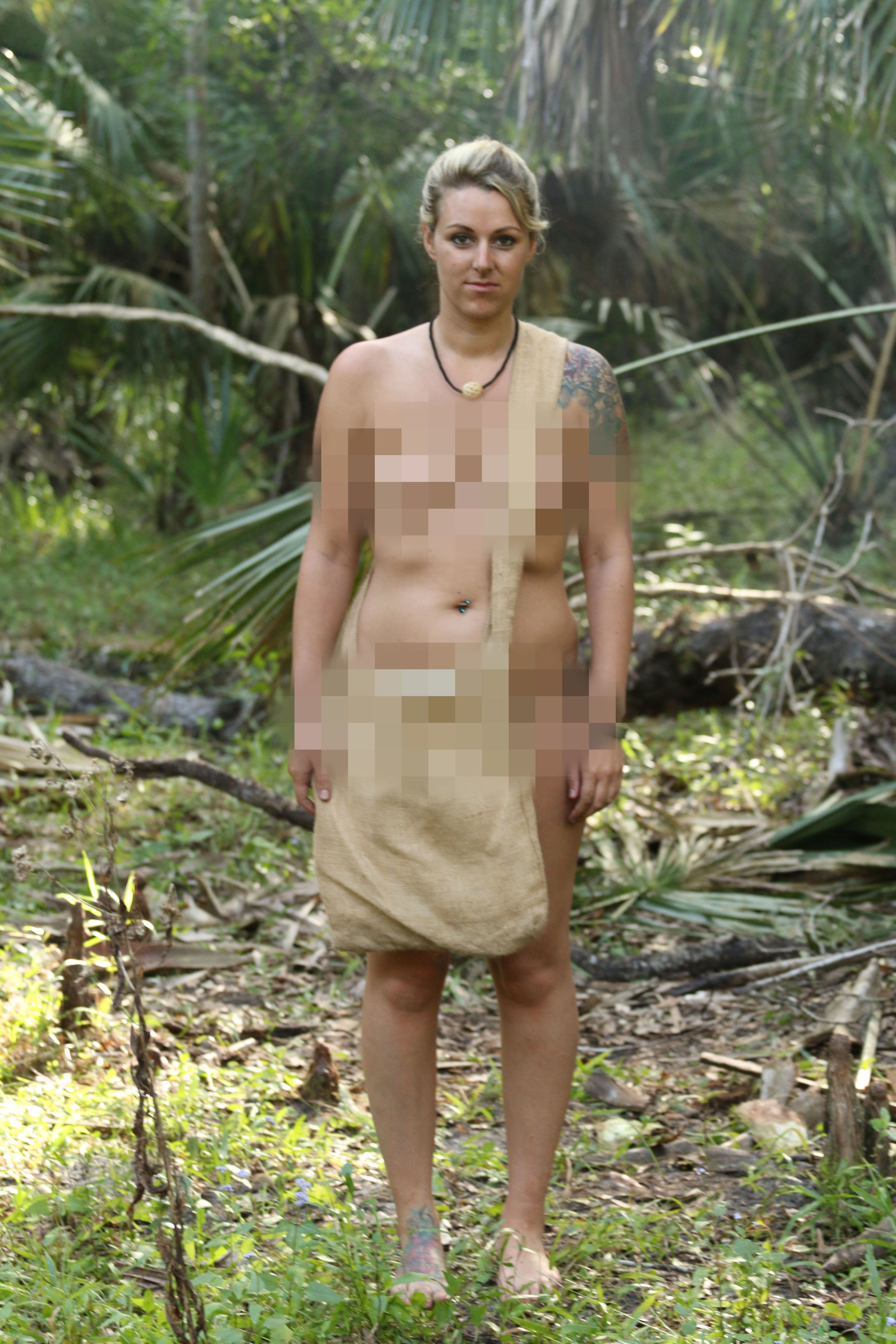 The Women Of Naked And Afraid Pics - Adult Gallery-5649