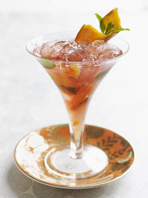 "<p>When you need <a href=""http://www.sugarandsoul.co/2015/08/mandarin-orange-mojito-recipe.html"" target=""_blank"">something</a> super sweet and bubbly. </p><p><strong>Ingredients: </strong></p><p>10 Fresh Mint or Orange Mint Leaves</p><p>Mandarin Oranges, sliced into wedges</p><p>2 Sugar Cubes</p><p>Crushed Ice</p><p>1 oz. Fresh Orange Juice</p><p>1 ½ oz. White Rum</p><p>½ cup Canada Dry Sparkling Seltzer Water in Mandarin Orange</p><p><strong>Directions: </strong></p><p><span></span>Add sugar cubes and orange triangles to glass and muddle. Take mint leaves in one hand and slap it with the other to release flavor and add to glass. Add orange juice and rum. Add ice until just below the rim of the glass, using a spoon to stir. Top off with Canada Dry Sparkling Seltzer Water in Mandarin Orange. Garnish with additional orange triangles. <span></span></p><ol> </ol>"