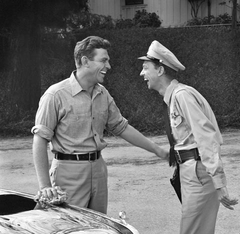<p><em>The Andy Griffith Show</em> </p>