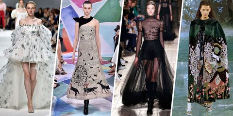 Clothing, Dress, Style, Formal wear, Fashion model, Fashion, Pattern, Youth, One-piece garment, Waist,