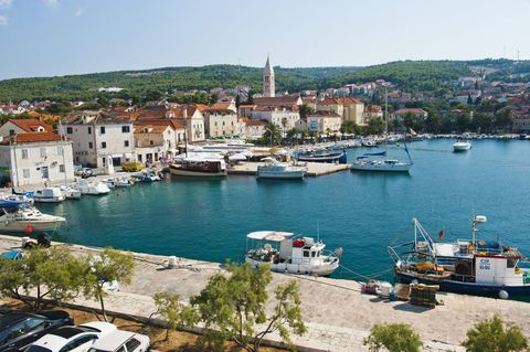 <p>Croatia has become a popular tourist destination as of late (we'll blame <em>Game of Thrones</em> for that one) but since it's rather large, most people visit Split, Hvar, and Dubrovnik and end up stopping there. If you're headed that way, make sure to add Brac Island to your list of must-sees.</p><p><br></p><p>An easy ferry ride from Split, Brac Island is actually home to the country's most famous beach, Zlatni Rat. Plus, since it is a boat trip away from the mainland, hotel stays tend to be cheaper and beaches along the island have fewer crowds–an instant plus in the midst of summer. While you're there, make sure to explore Skrip, the oldest settlement on the island, where you can see castle remains and ancient city walls. You can also swing through the Museum of Olive Oil (Brac is famous for their olives) and the Native Museum.</p>