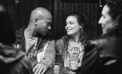 Keegan-Michael Key & Gillian Jacobs