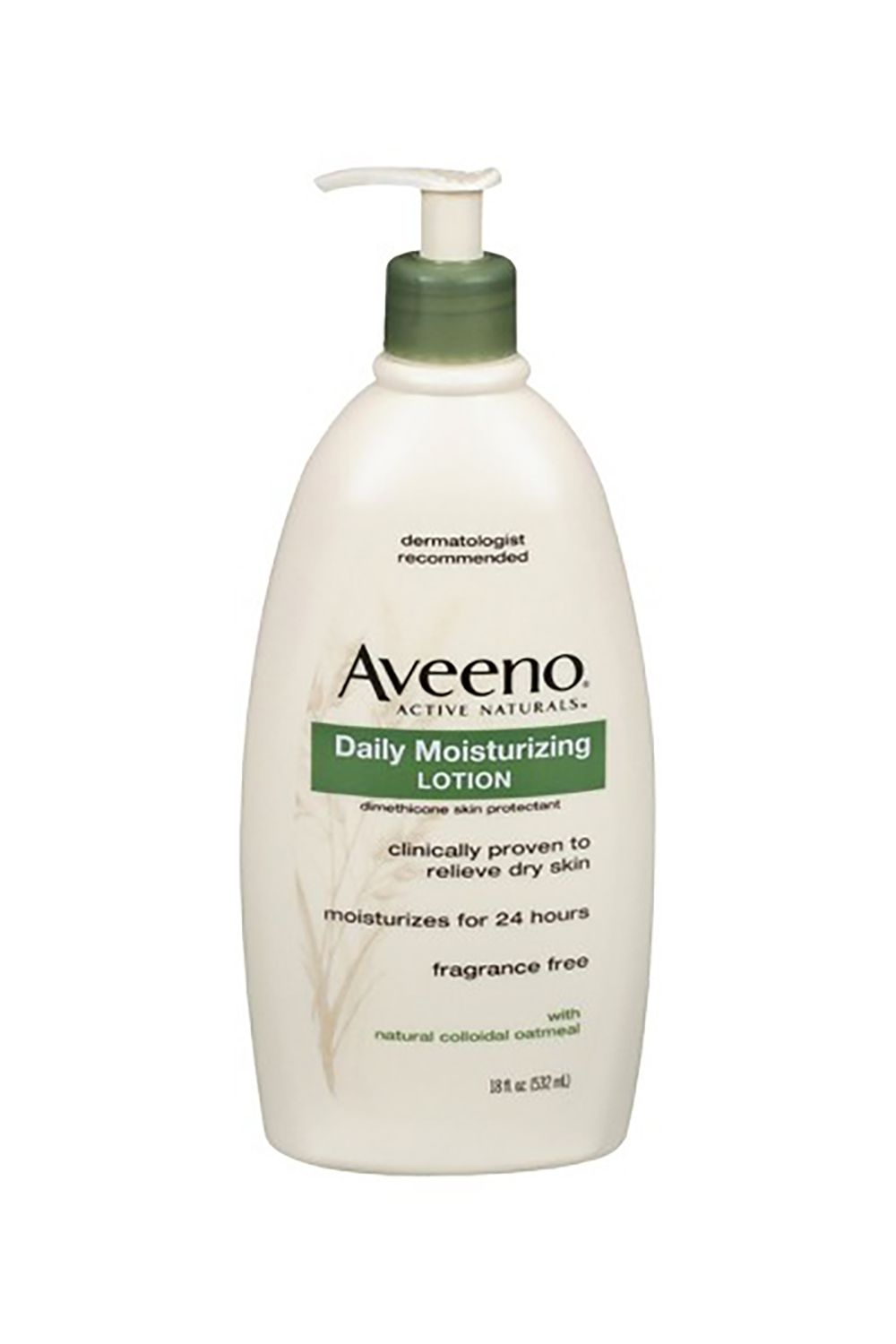 "<p>The chichi, almond-soufflé-scented ones may come with honey dippers, but there's really no compelling *need* to drop $$$ on body lotion. Drugstore brands work just fine.</p><p><strong>Aveeno Daily Moisturizing Lotion, $7, <a href=""http://rstyle.me/n/buvtddbqb8f"" target=""_blank"">target.com</a>.</strong><br></p>"