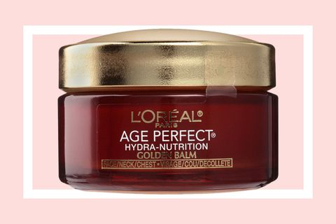"<p>If you're in the market for a wallet-friendly option, this formula is particularly created for dry skin. An ultra-thick cream packed with antioxidants and Vitamin C, it's an excellent moisturizer and will reduce the appearance of pesky preexisting fine lines and wrinkles.</p><p>L'Oreal Paris Age Perfect Hydra-Nutrition Golden Balm Face Neck & Chest, $13.99; <a href=""http://bit.ly/29JDhpR"" target=""_blank"">amazon.com</a>.</p>"