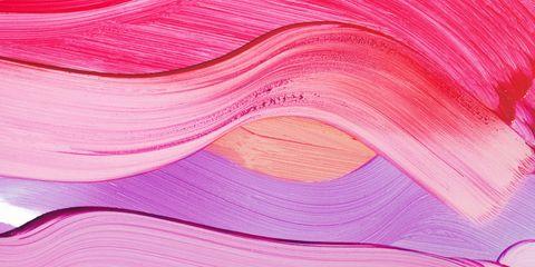 Colorfulness, Purple, Magenta, Pattern, Pink, Line, Violet, Orange, Space, Material property,