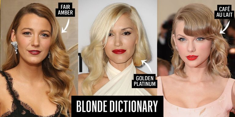 We Re Taking You Across The Vast Blonde Spectrum From Lightest High Wattage Hues To Darkest Coolest Shades Get Your Bookmarking Finger Ready So