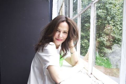 "<p>Actress, author of <em><a href=""https://www.amazon.com/Dear-Mr-Mary-Louise-Parker/dp/1501107836"">Dear Mr. You</a></em></p><p><a href=""https://www.amazon.com/Dear-Mr-Mary-Louise-Parker/dp/1501107836""></a></p><p><em><em>Photo and makeup by me</em>, hair by Marc Mena</em></p>"
