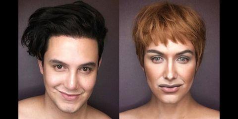 Lip, Cheek, Hairstyle, Skin, Chin, Forehead, Eyebrow, Eyelash, Facial expression, Style,