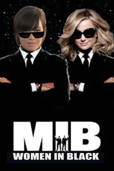 "<p>The original <em>Men in Black</em> starred Tommy Lee Jones and Will Smith as agents who keep track of aliens, then foil said aliens' plot to destroy the earth. Tommy Lee takes Will under his wing and shows him the intergalactic-patrol ropes. But how much cooler would this be if it were *<em>Women* in Black</em> starring Amy Poehler and Aubrey Plaza? You only need to look to the ""<a href=""https://www.youtube.com/watch?v=gWXXH8dU2r8"" target=""_blank"">Women in Garbage</a>"" episode of <em>Parks & Recreation, </em>where the two prove to sexist garbagemen that women can do any job—honestly, that's their audition right there.</p>"