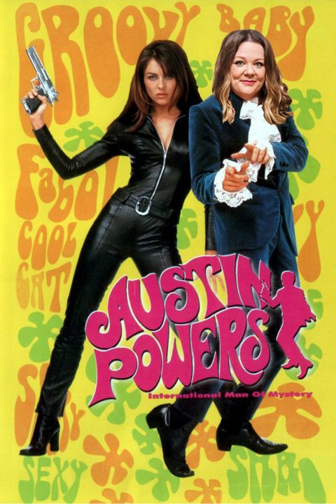 <p>Mike Meyers originated the physical-comedy roles of Austin Powers and Doctor Evil in 1997. That's why we're picking Melissa McCarthy to be Audrey Powers. We don't care that she's been everywhere. She deserves to be.</p>