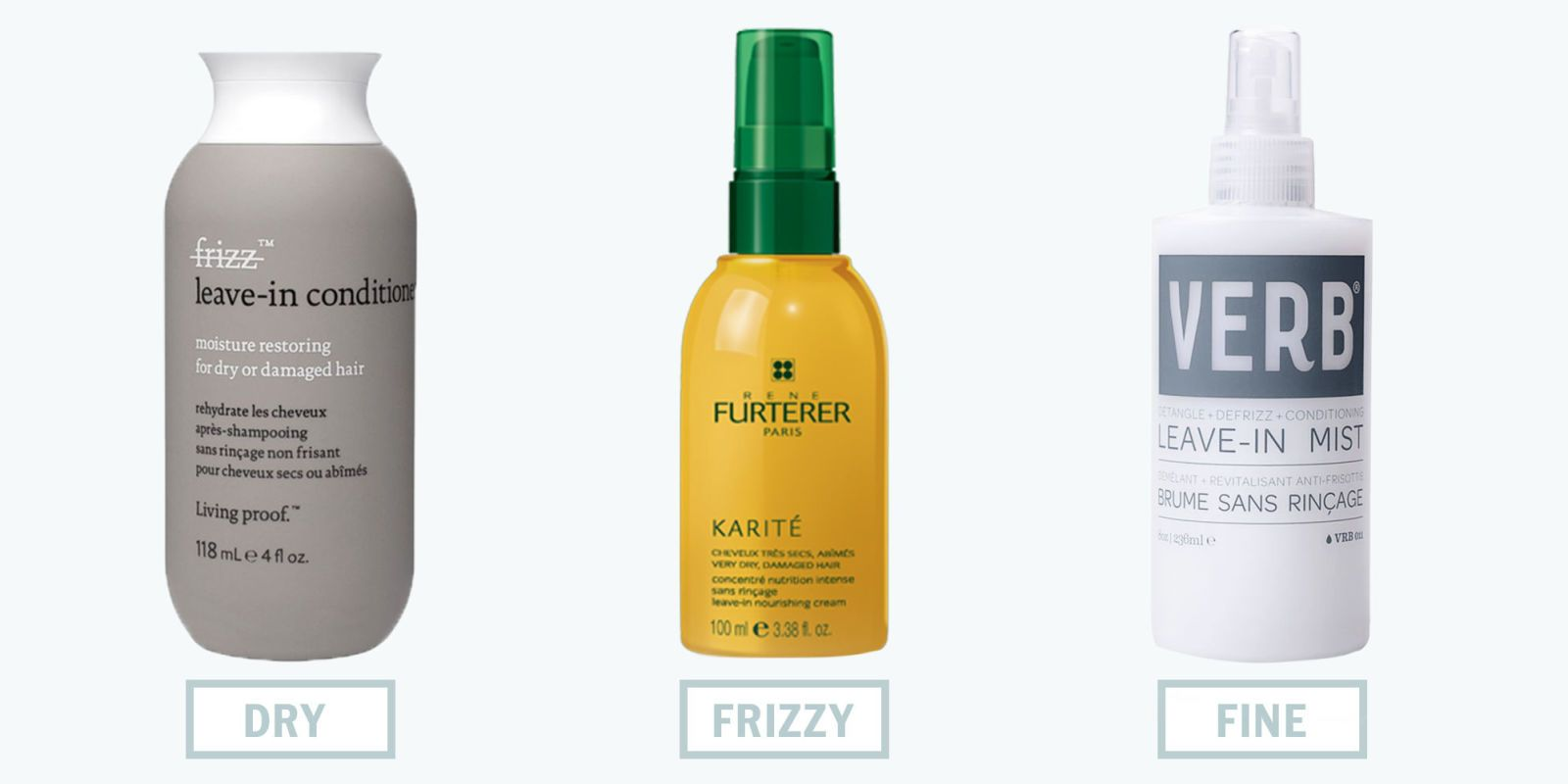 The Best Leave-In Conditioners for Every Hair Type