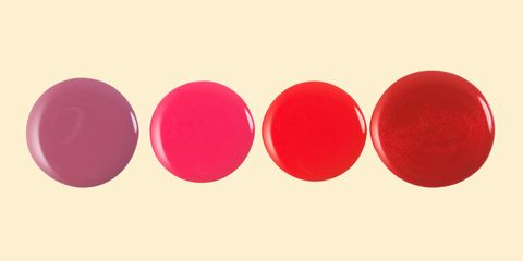 Red, Magenta, Colorfulness, Carmine, Orange, Dishware, Maroon, Circle, Peach, Sphere,