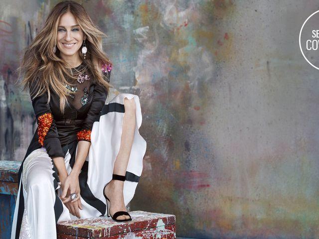Sarah Jessica Parker Talks 'Divorce' on Marie Claire's ...