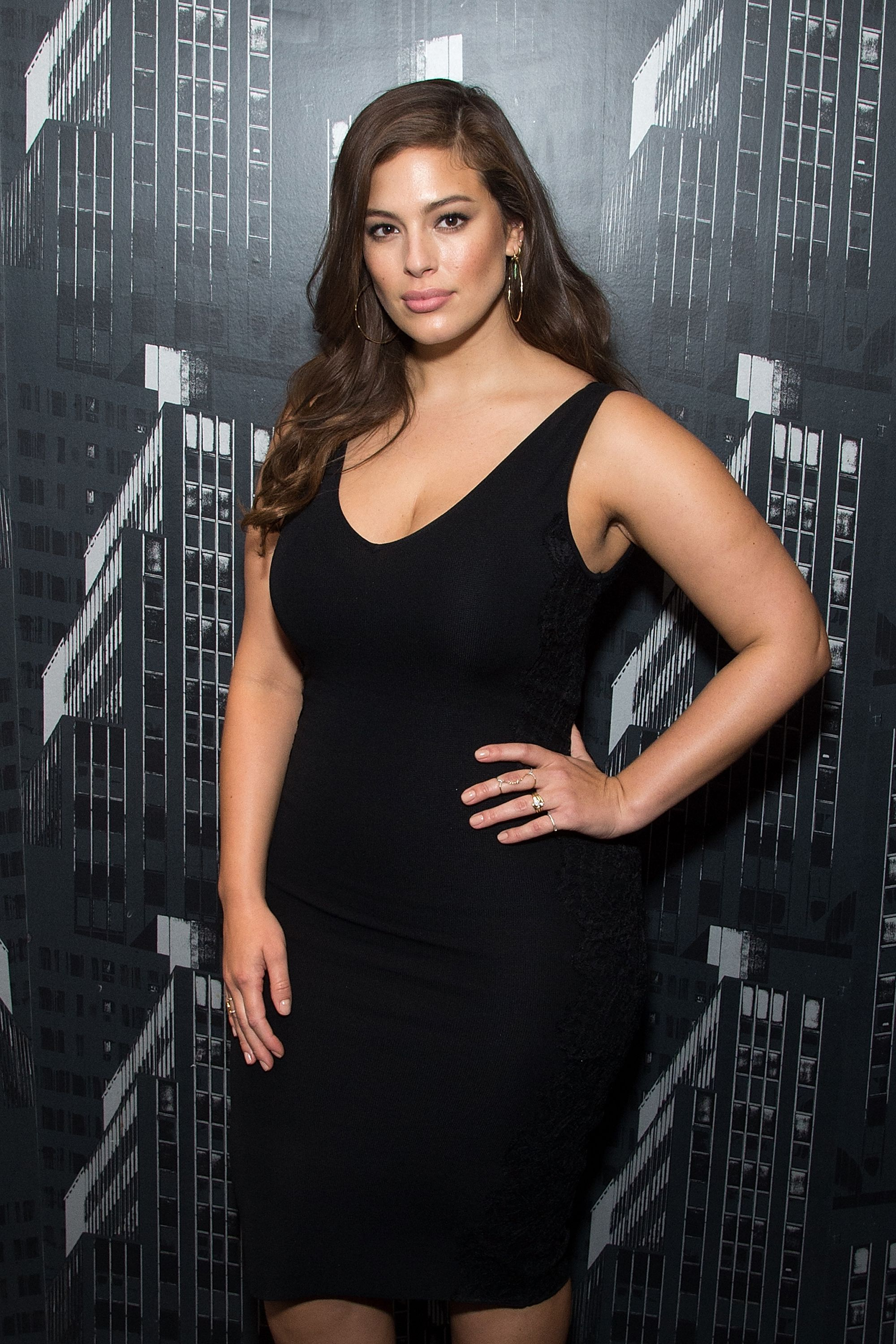 From Too Fat to Too Skinny: Ashley Graham Has a Powerful Message for Anyone Trying to Police Her Body Size