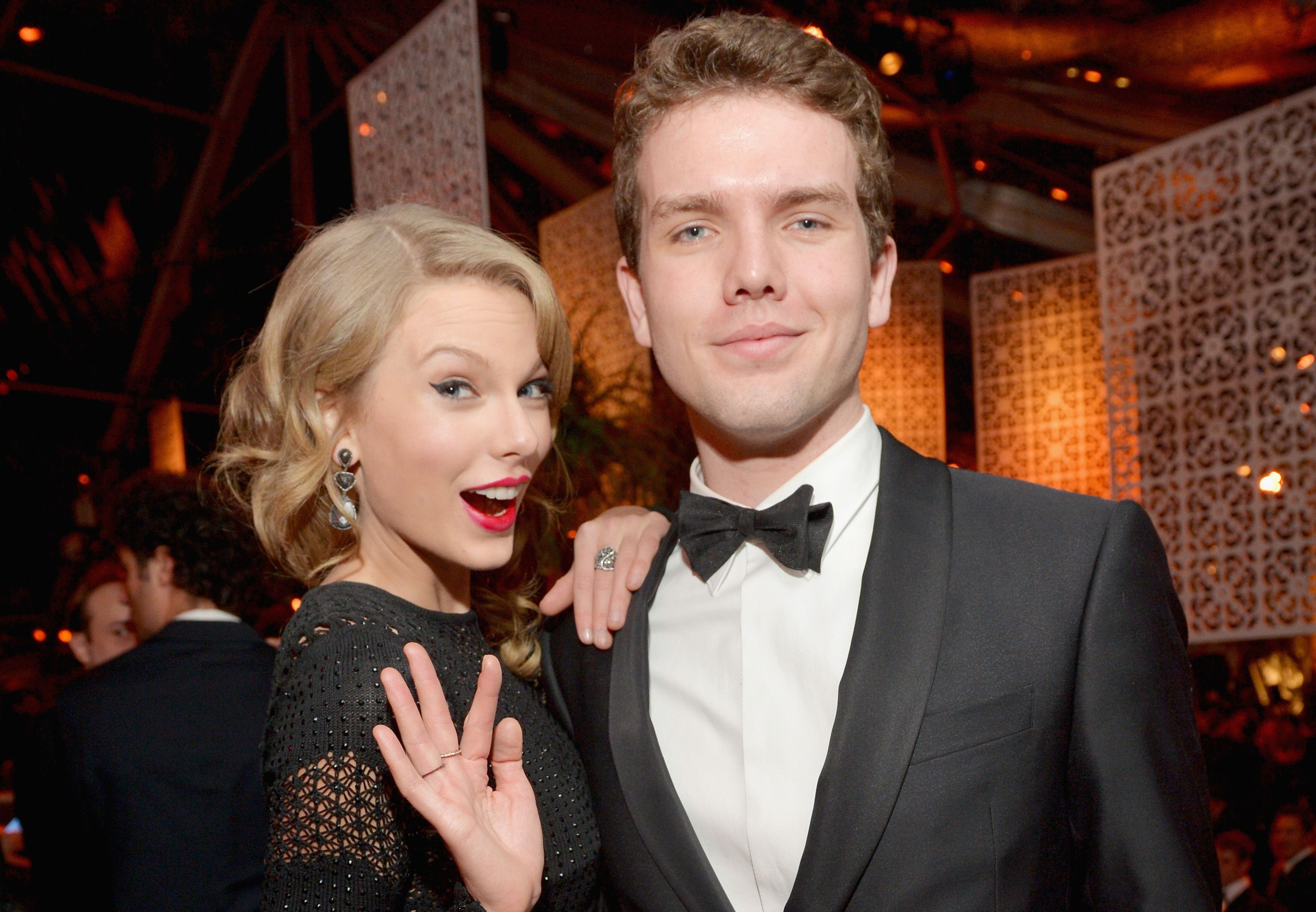 Watch Taylor Swift S Brother Austin Make His Acting Debut Austin Swift Makes His Acting Debut In I T Trailer