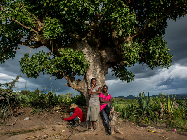 Tanzanian Tribe of Straight Women Who Marry Each Other