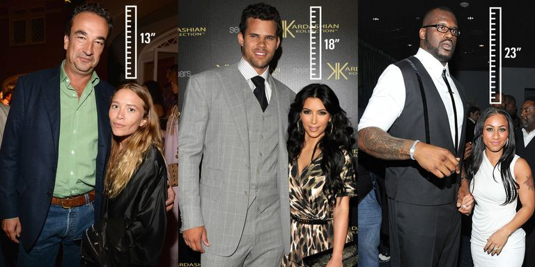 Celebrity Couples With A Major Height Difference-7344