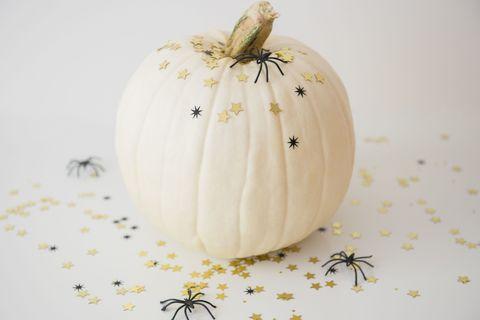Pumpkin, Cucurbita, Pattypan squash, Plant, Winter squash, Still life photography, Squash, Vegetable, Calabaza, Food,