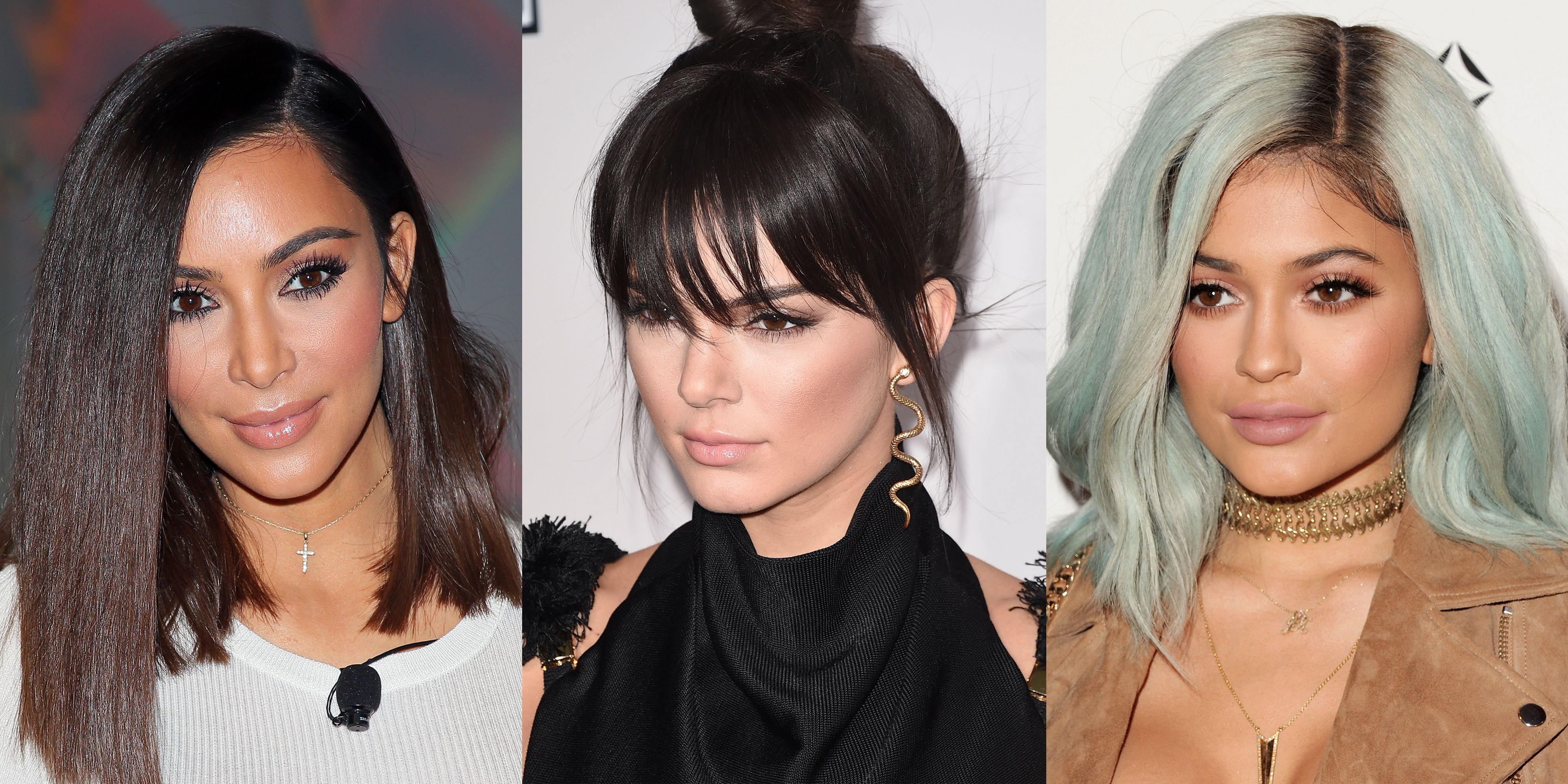 Every Time The Kardashians Have Worn Wigs Kardashian Jenner Hair