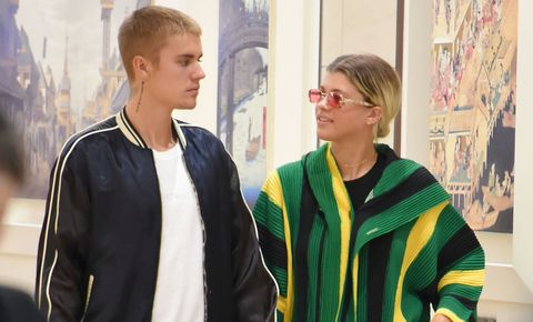 Justin Bieber and Sofia Richie Are All Kinds of Instagram Official
