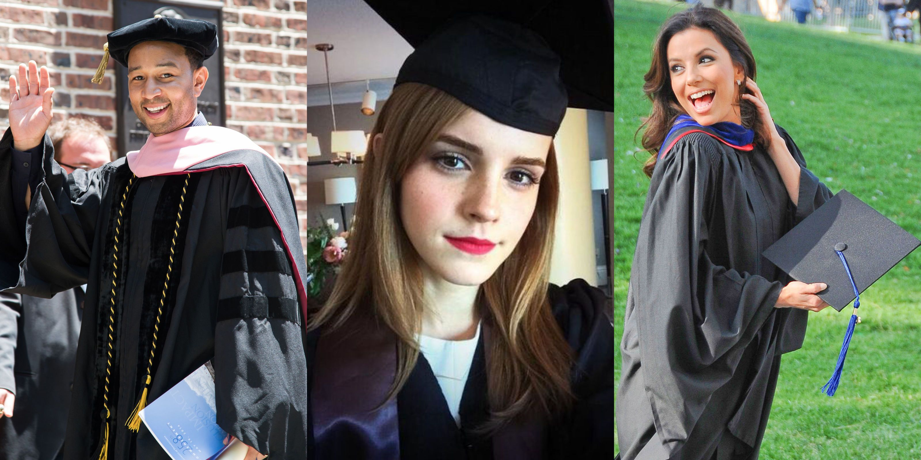 Where Your Favorite Celebrities Went to College