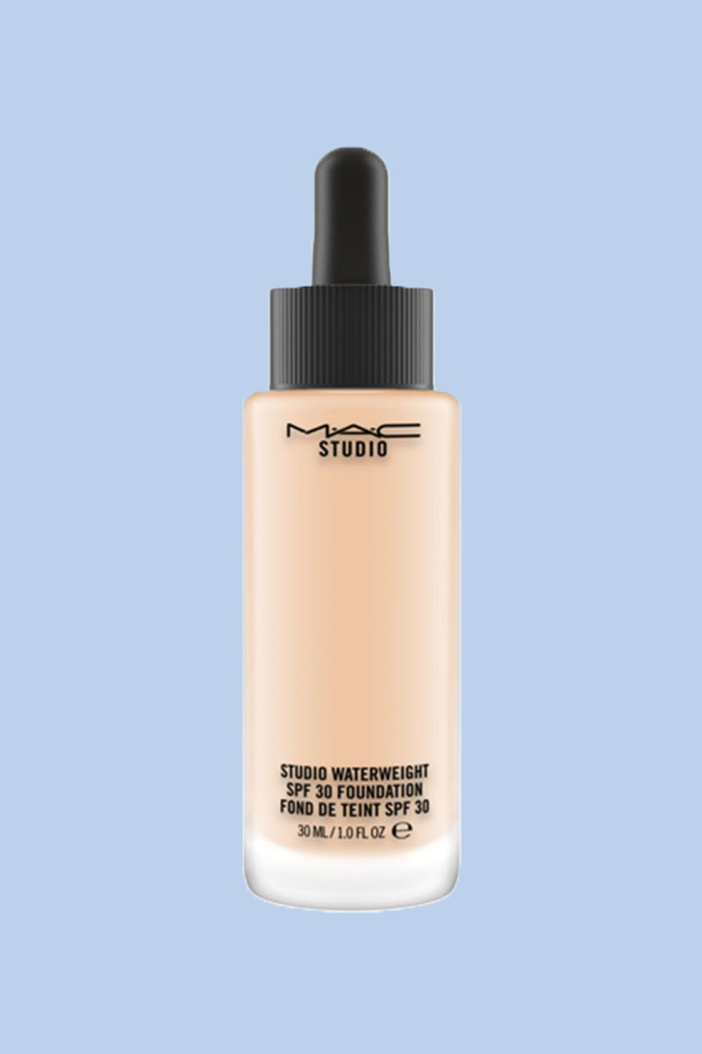 "<p>This water-based, gel-serum foundation will feel like heaven on dry skin while delivering F-L-A-W-L-E-S-S coverage. The kicker? It also boasts SPF 30 sun protection AKA will keep you looking younger longer.</p><p><br></p><p>MAC Studio Waterweight SPF 30 Foundation, $33; <a href=""http://bit.ly/1RYIZlz"" target=""_blank"">macys.com</a>.</p>"