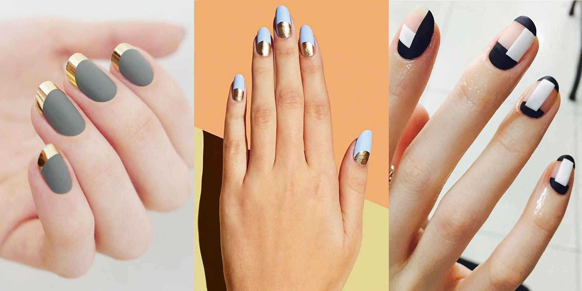 Matte Nail Designs - Matte Nail Inspiration from Instagram