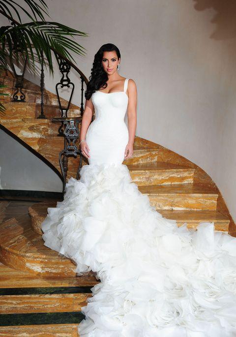 Celebrities Who Wore Multiple Wedding Dresses Celebrity Wedding