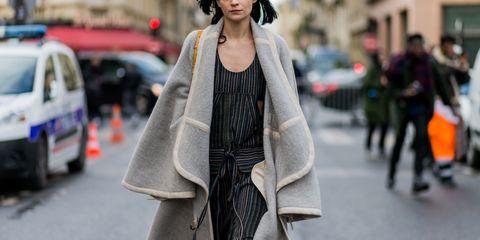 Road, Street, Textile, Outerwear, Coat, Style, Street fashion, Bag, Winter, Jacket,