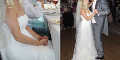 Woman Sells Wedding Gown in Hilariously Brutal Ad After Husband Allegedly Cheated